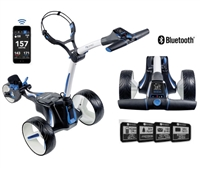 Motocaddy M5 Connect - Lithium Electric Golf Caddy
