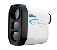Nikon CoolShot 20 GII - Golf Laser Range Finder