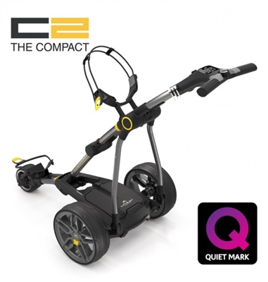 PowaKaddy Compact C2 Lithium Electric Golf Trolley