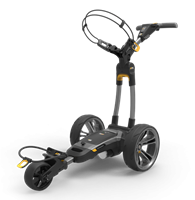 PowaKaddy Ultra-Compact CT6 Lithium Electric Golf Trolley