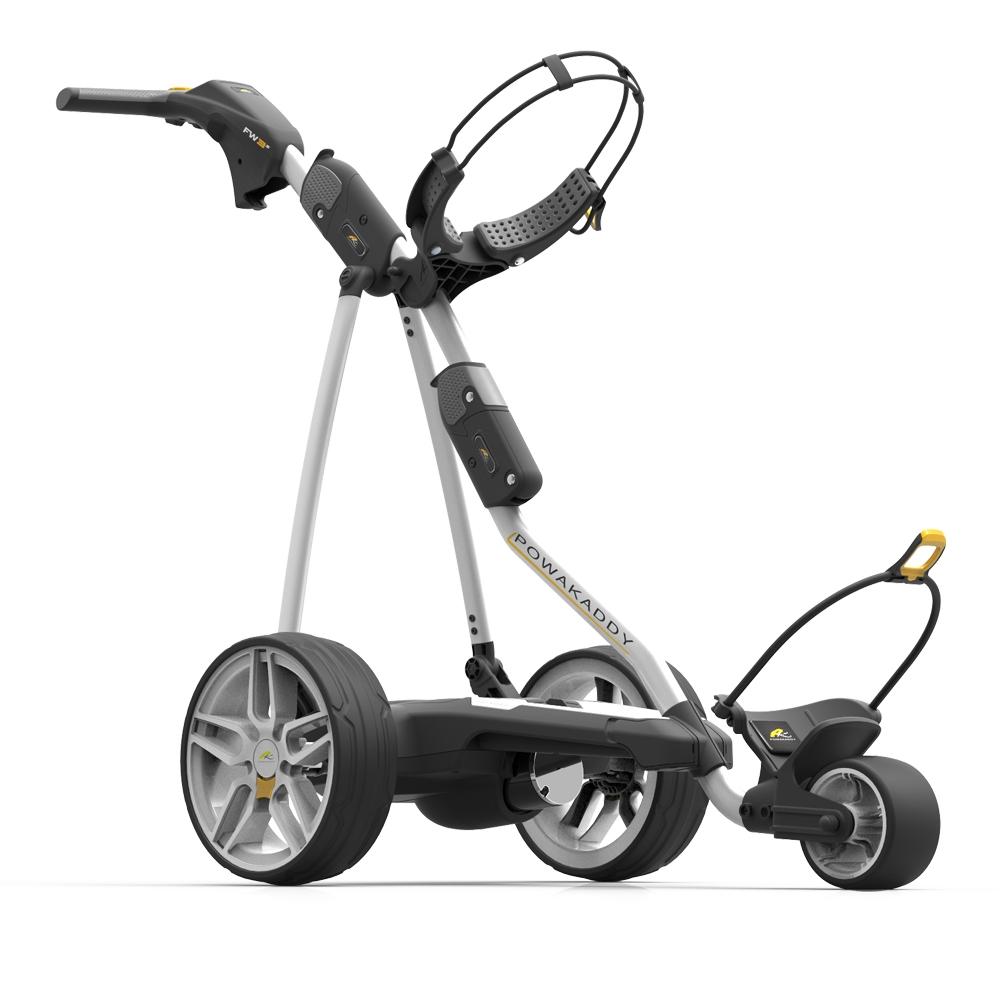 Electric Golf Caddy >> Powakaddy Fw3s Lithium Battery Electric Golf Caddy