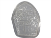 Chinese peace concrete plaster mold 1028
