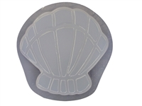 Seashell concrete plaster mold 1035