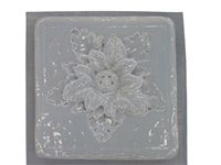 Greek roman concrete plaster mold 1041