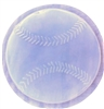 Baseball concrete stepping stone mold 1055