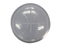 Basketball concrete stepping stone mold 1056