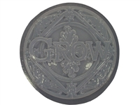 Grow concrete stepping stone mold 1062