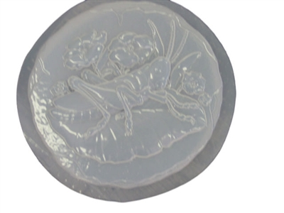 Grasshopper concrete stepping stone mold 1064