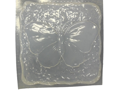 Butterfly concrete stepping stone mold 1068