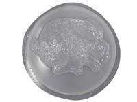 Rabbit concrete stepping stone mold 1080
