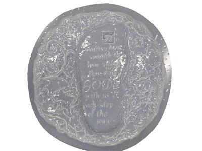 Cricket Concert Stone Concrete or Plaster Mold 1344