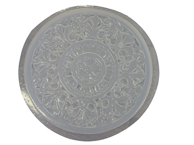 Celtic concrete stepping stone mold 1089