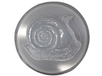 Snail concrete stepping stone mold 1094