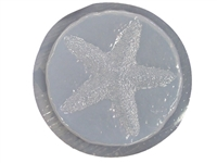 Starfish concrete stepping stone mold 1105