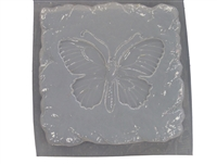 Butterfly concrete stepping stone mold 1110