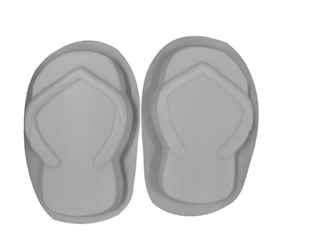 bb3c2429e2f7a1 Flip Flops concrete stepping stone mold set 1111 - Moldcreations