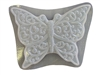 Butterfly concrete stepping stone mold 1115