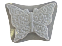 Butterfly concrete plaster mold 1115