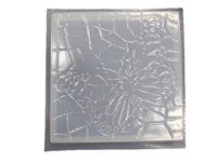 Butterfly concrete or plaster mold 1116