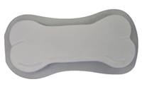 Dog bone concrete stepping stone mold 1130