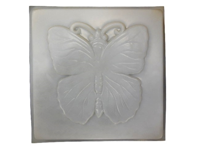 Butterfly concrete or plaster mold 1132
