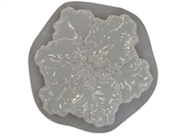 Azalea flower concrete mold 1138