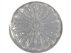 Flower concrete stepping stone mold 1143