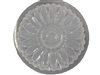 Sunflower concrete stepping stone mold 1144