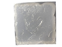 Frog concrete stepping stone mold 1147