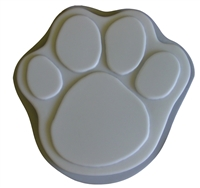 Dog Cat Paw Concrete Mold 1148