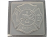 Maltese Cross Concrete Mold 1170
