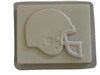 Football Helmet Concrete Mold 1180