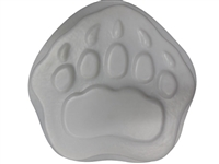 Bear paw concrete mold 1184