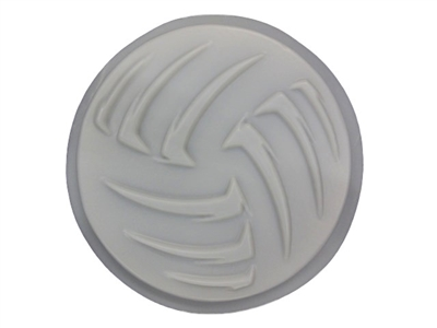 Volleyball Concrete Mold 1193