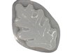 Oak leaf concrete mold 1195