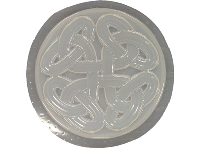 Celtic Concrete Stepping Stone Mold 1198