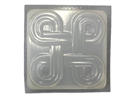 Celtic Concrete Stepping Stone Mold 1199