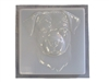 Rottweiler Dog Concrete Mold 1201
