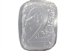 Monogram Number 2 Mold 1230