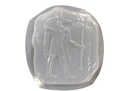 Anubis Concrete Stepping Stone Mold 1241