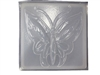 Butterfly concrete stepping stone mold 1247