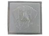 Beagle Concrete Stepping Stone Mold 1252