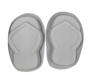 Flip flops concrete stepping stone mold 1256