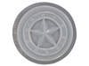 Star concrete stepping stone mold 1265