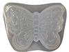 Butterfly concrete stepping stone mold 1266