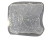 Hummingbird concrete stepping stone mold 1283