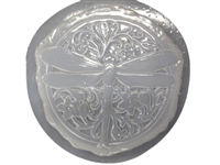 Dragonfly concrete stepping stone mold 1296