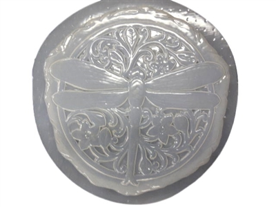 Dragonfly concrete or plaster mold 1296