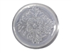 Decorative concrete stepping stone mold 1298