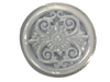 Decorative floral concrete mold 1301
